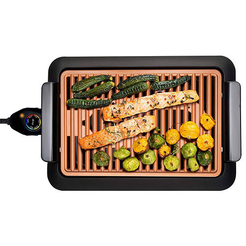 LARGE SMOKELESS GRILL